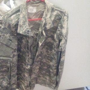 Mens Army Jacket